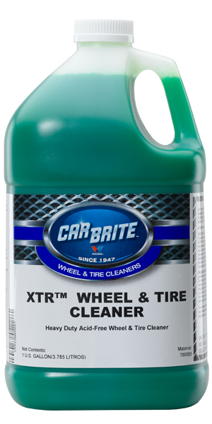 XTR Wheel & Tire Cleaner