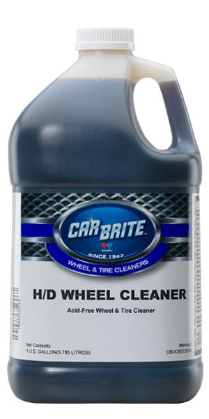 HD Wheel Cleaner