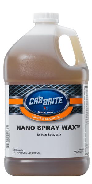 Nano Spray Wax