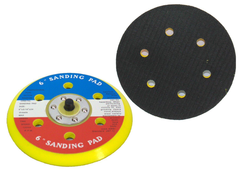 Backing Plate for Porter Cable Random Orbital Polisher