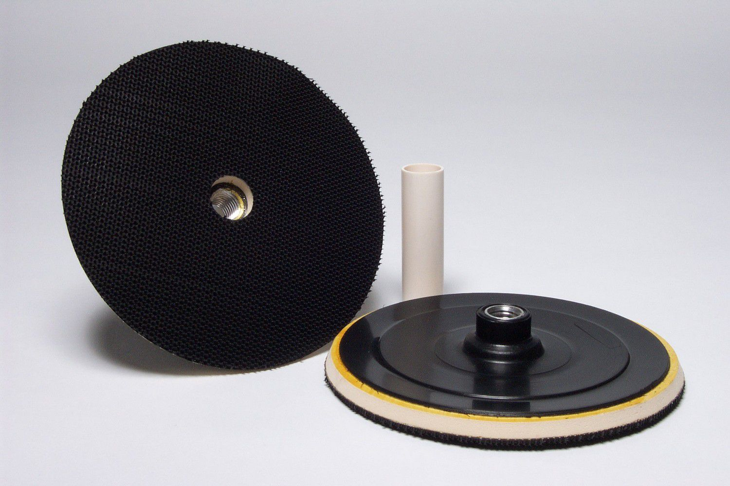 Velcro Backing Plate w/ Round Edge