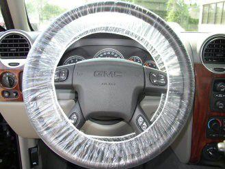 Universal Steering Wheel Covers 500 ct.