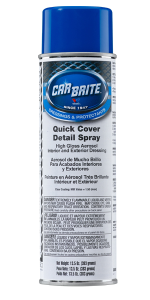 Quick Cover Detail Spray
