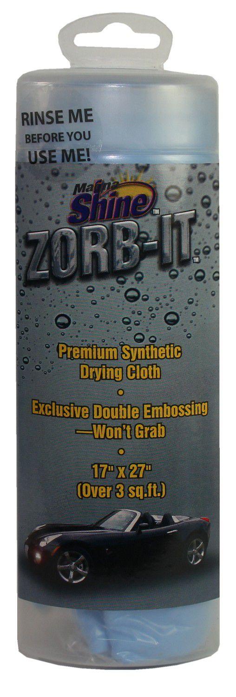 ZORB-IT™ Drying Cloth w/ Tube