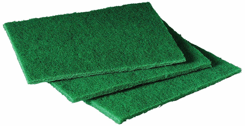 Green Scuff Pads
