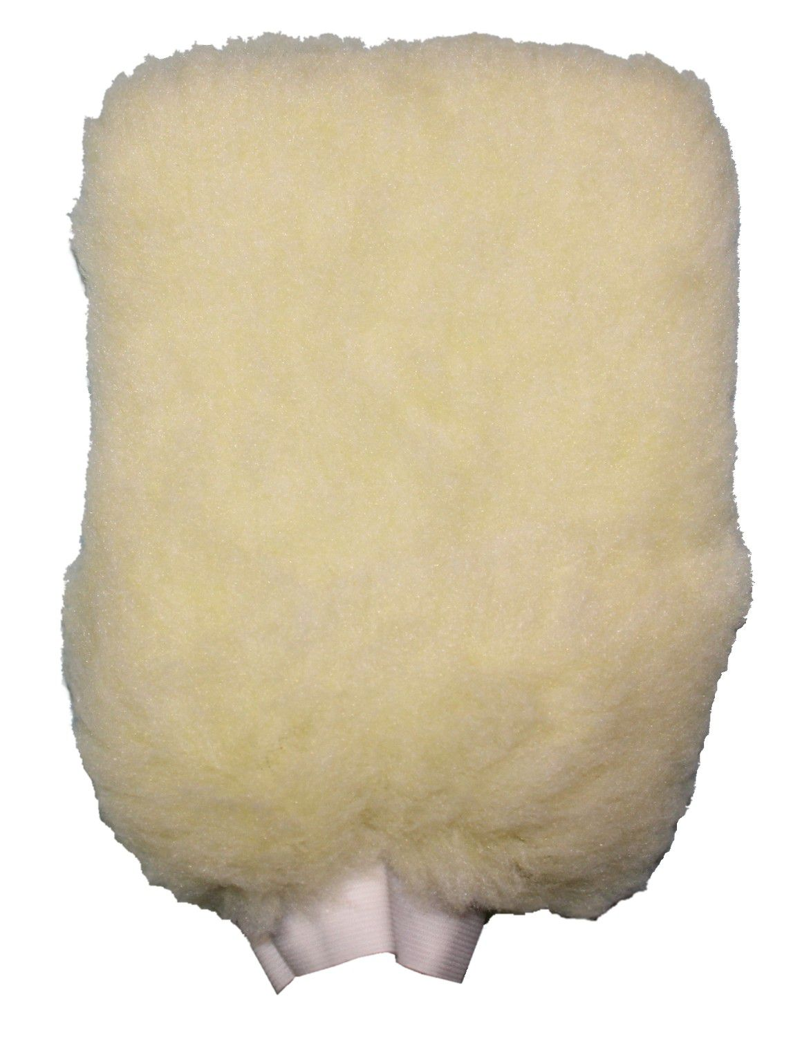 White Wash Mitt