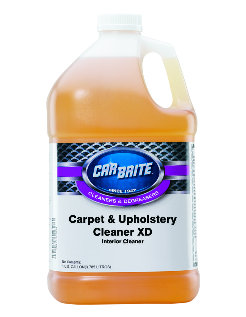 Carpet & Upholstery Cleaner XD