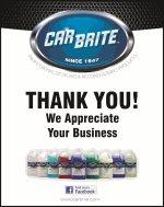 CarBrite Latex Floor MatS