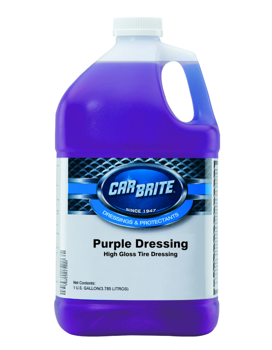 Purple Dressing