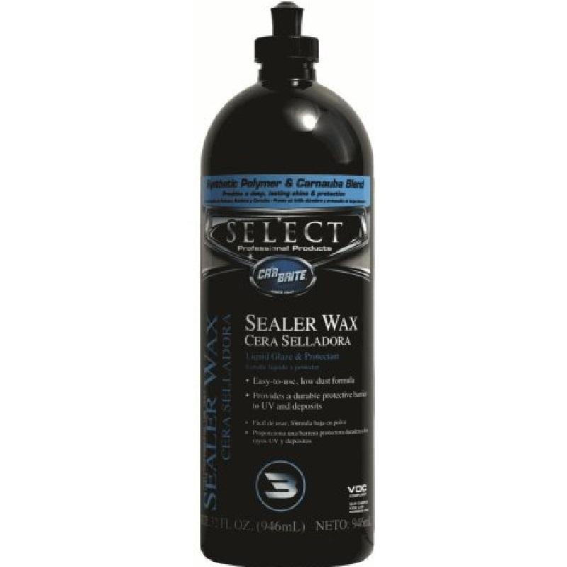 Select Sealer Wax