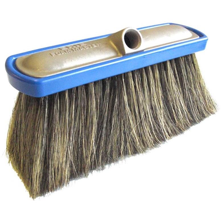 Brush Hog Hair Rect. Aluminum/Blue