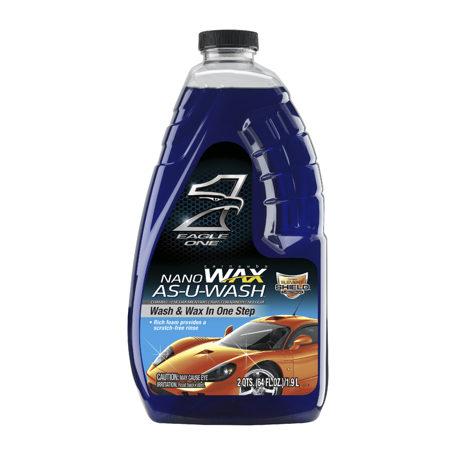 Nano Wax As U Wash - Eagle One