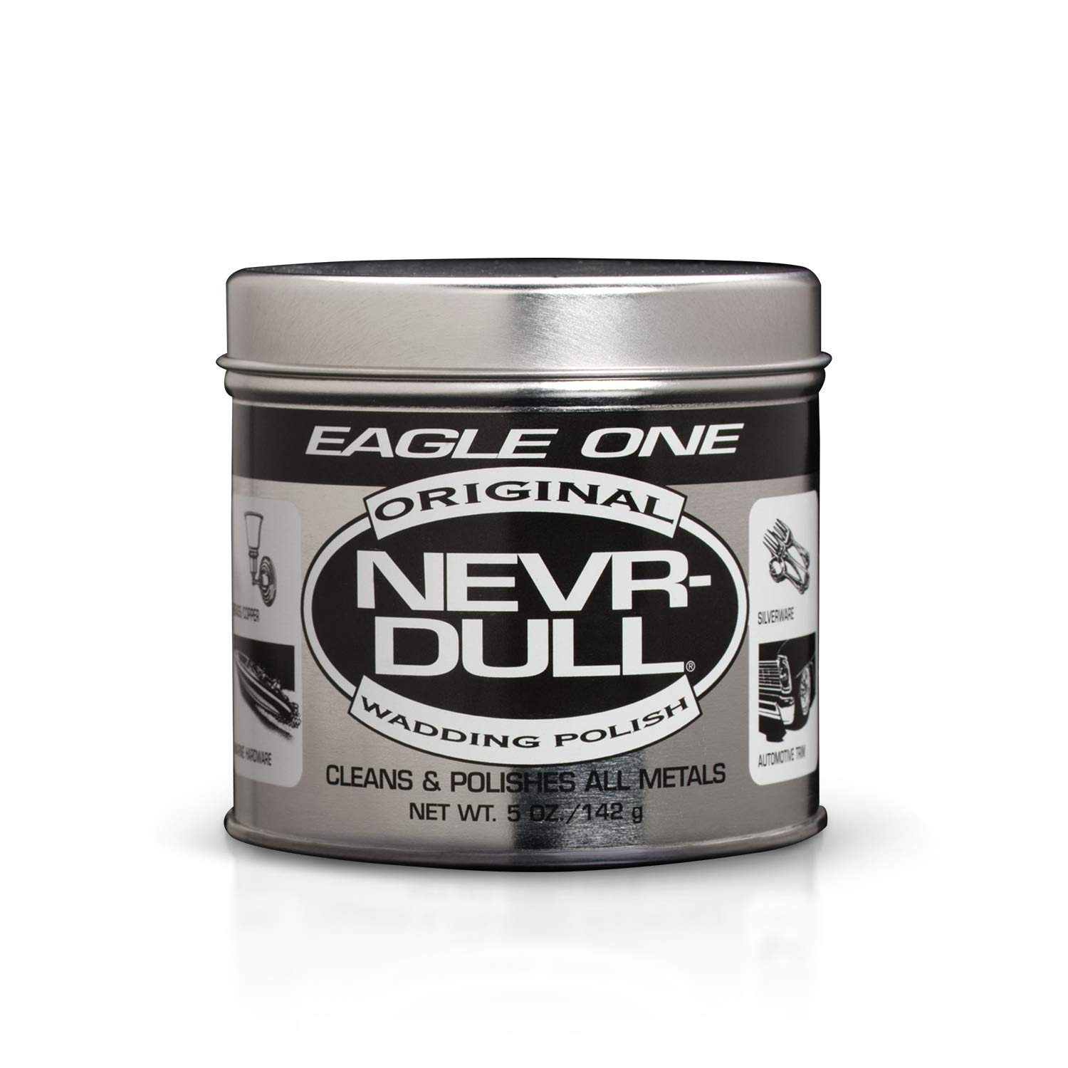 Nevr Dull Wadding Polish - Eagle One