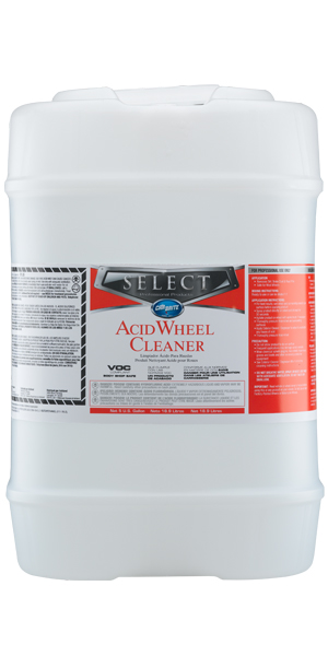 Select Acid Wheel Cleaner