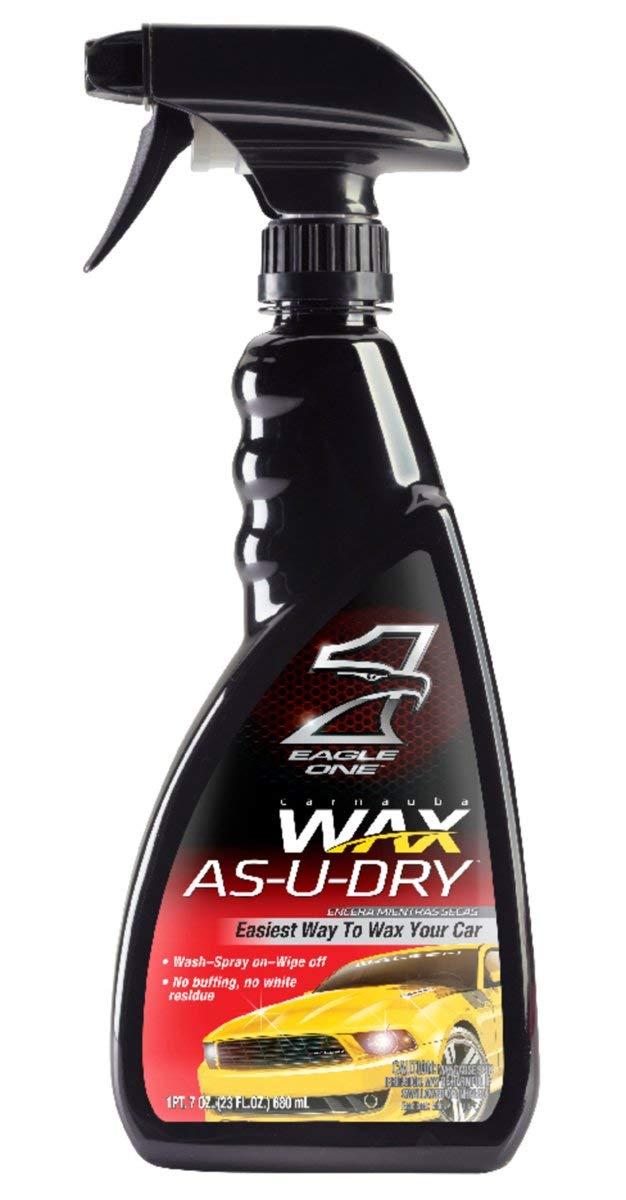 Wax As U Dry - Eagle One