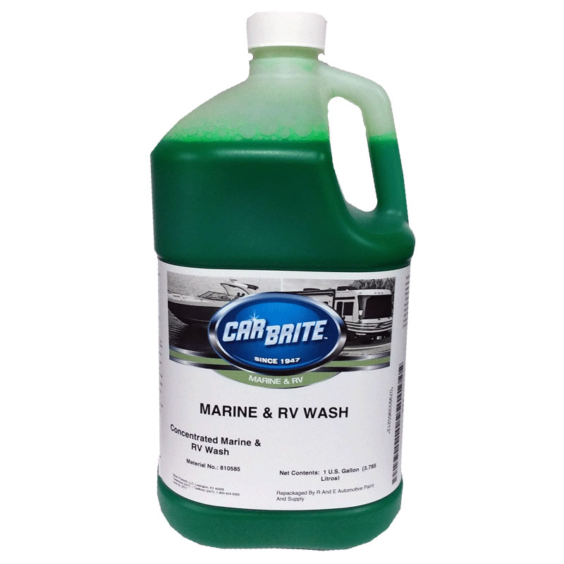 Marine & RV Wash