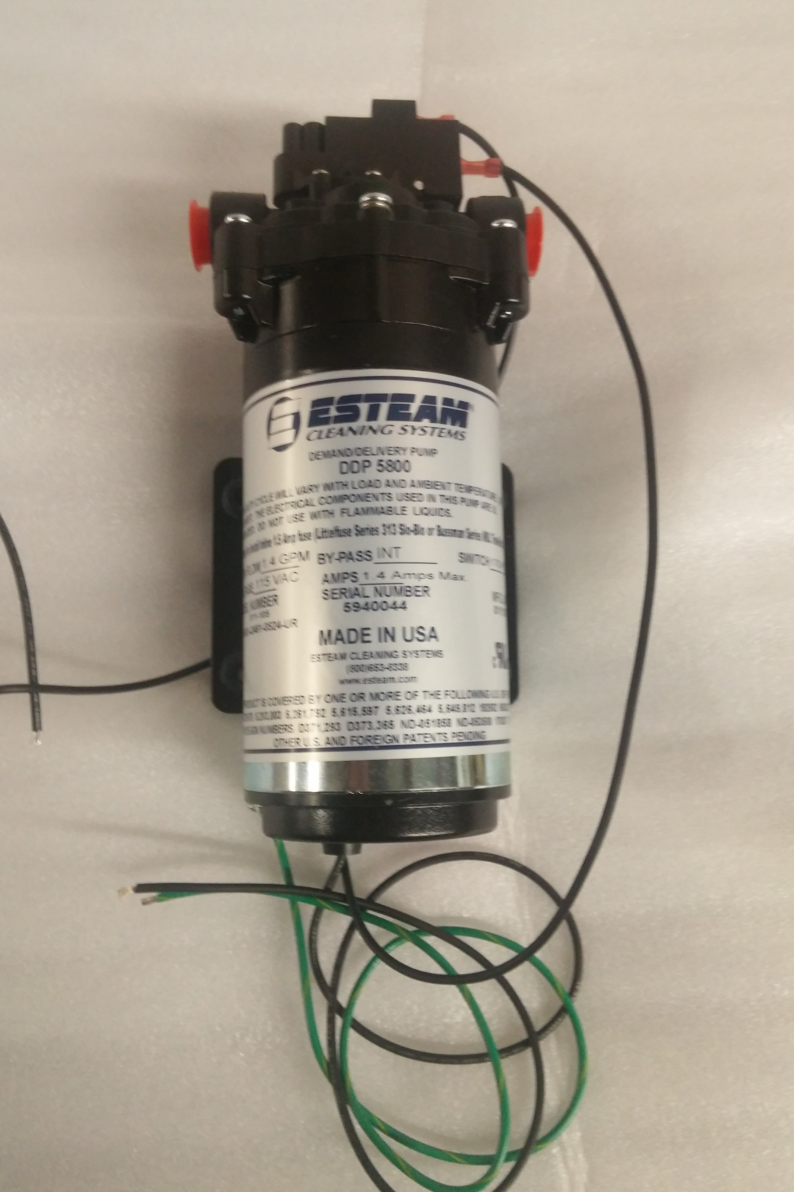 Ninja 150 PSI Pump