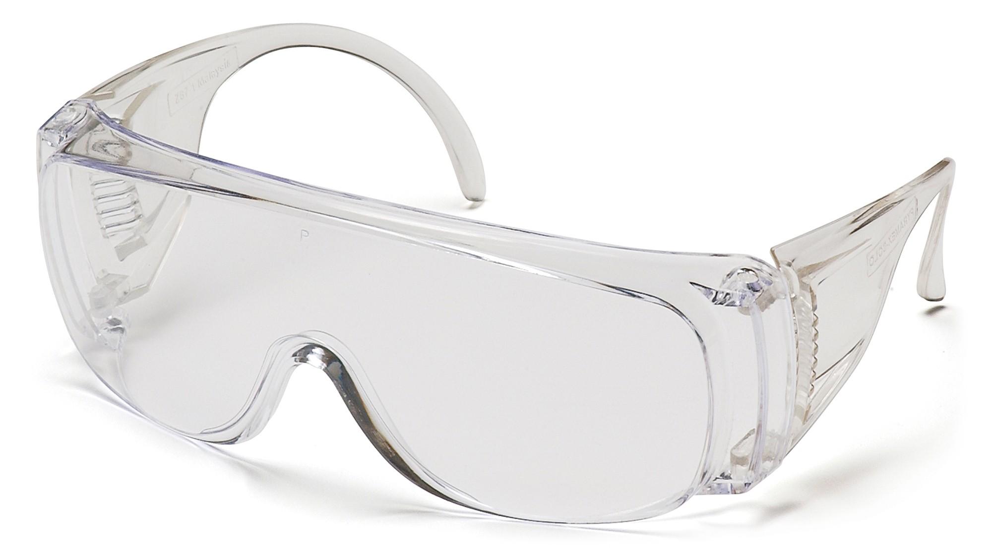 Safety Glasses - over Prescription Eyewear